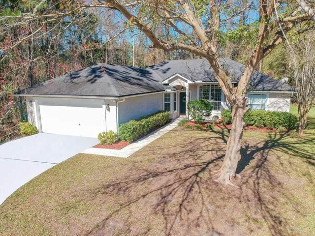 8911 Deer Berry Ct, Jacksonville, FL 32256 (MLS #1037180) :: The DJ & Lindsey Team
