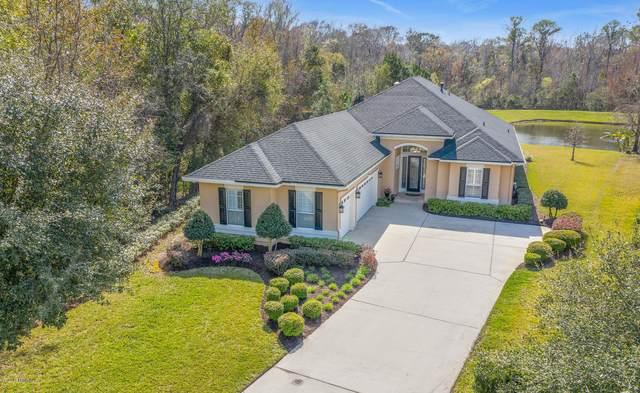 4239 S Franklinia St, St Augustine, FL 32092 (MLS #1037214) :: Memory Hopkins Real Estate