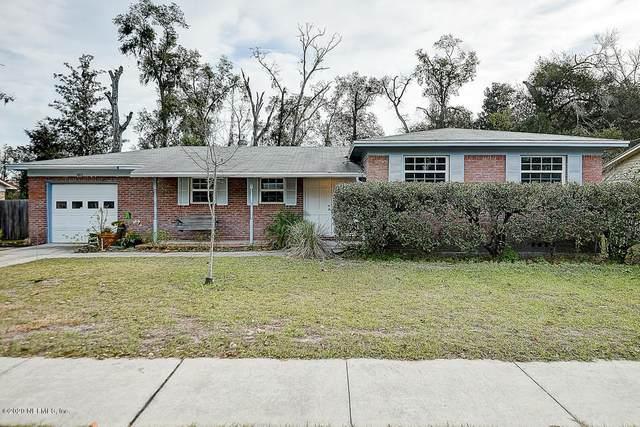 1815 Grove Park Dr, Orange Park, FL 32073 (MLS #1037246) :: Memory Hopkins Real Estate
