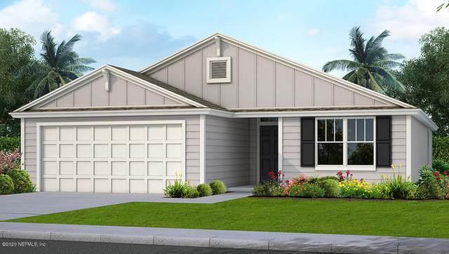 323 Chasewood Dr, St Augustine, FL 32095 (MLS #1037249) :: Memory Hopkins Real Estate