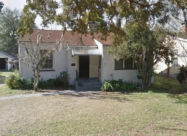442 W 46TH St, Jacksonville, FL 32208 (MLS #1037261) :: Noah Bailey Group