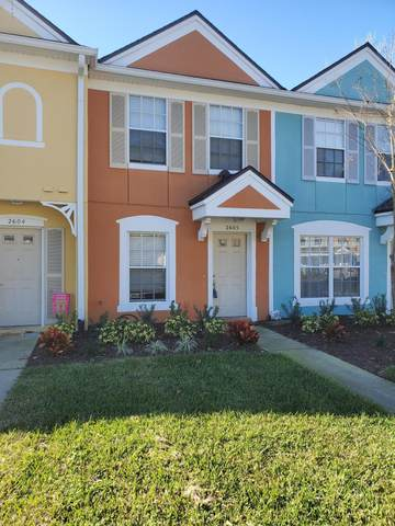12311 Kensington Lakes Dr #2605, Jacksonville, FL 32246 (MLS #1037282) :: The Hanley Home Team