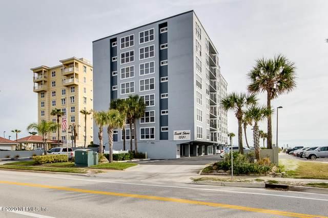 1551 1ST St S #703, Jacksonville Beach, FL 32250 (MLS #1037313) :: The DJ & Lindsey Team