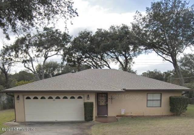 418 Gentian Rd, St Augustine, FL 32086 (MLS #1037318) :: The Hanley Home Team