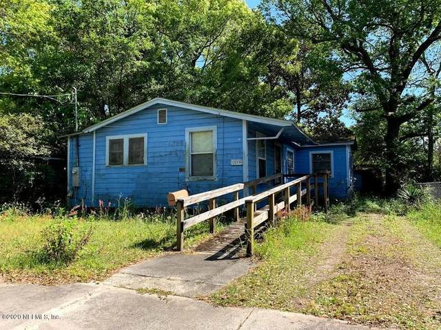 1816 W 28TH St, Jacksonville, FL 32209 (MLS #1037328) :: Berkshire Hathaway HomeServices Chaplin Williams Realty