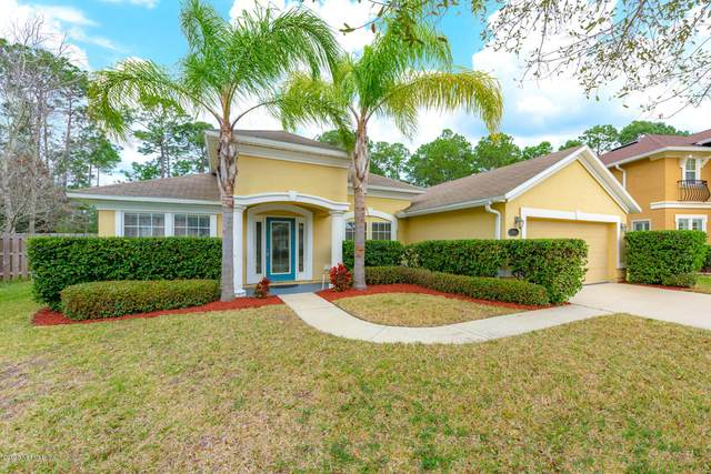 320 Brantley Harbor Dr, St Augustine, FL 32086 (MLS #1037407) :: Noah Bailey Group