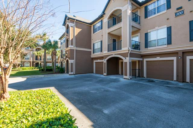 10961 Burnt Mill #837, Jacksonville, FL 32256 (MLS #1037419) :: The DJ & Lindsey Team