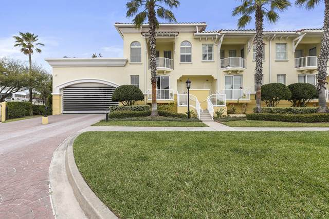 1032 1ST St #1, Jacksonville Beach, FL 32250 (MLS #1037518) :: Noah Bailey Group