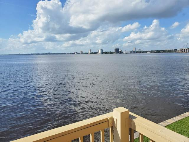818 Cedar St #818, Jacksonville, FL 32207 (MLS #1037548) :: The DJ & Lindsey Team