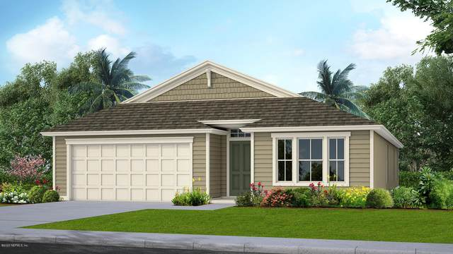 236 Chasewood Dr, St Augustine, FL 32095 (MLS #1037559) :: Memory Hopkins Real Estate