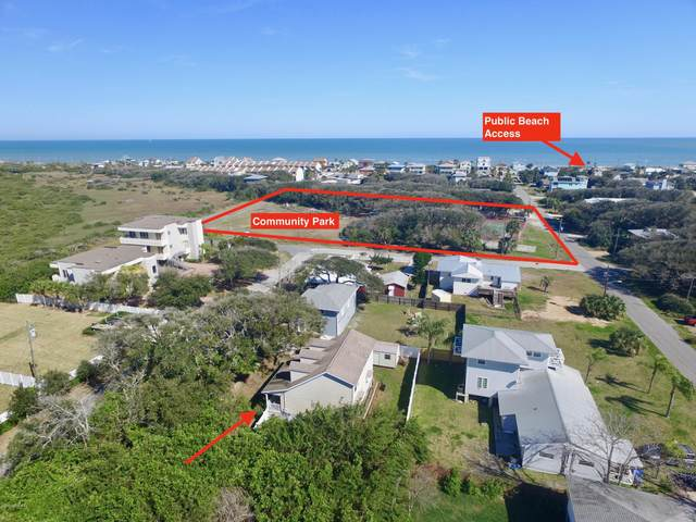 145 Lawn Ave, St Augustine, FL 32084 (MLS #1037563) :: Bridge City Real Estate Co.