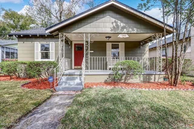 1245 Dancy St, Jacksonville, FL 32205 (MLS #1037674) :: The Hanley Home Team