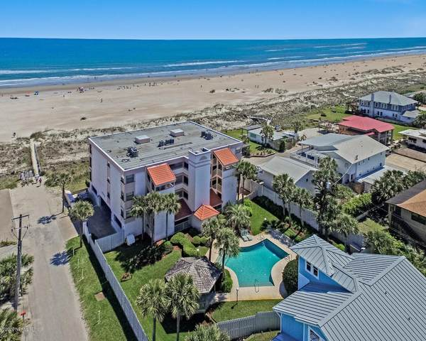 2580 Shore Dr, St Augustine, FL 32086 (MLS #1037781) :: The Hanley Home Team
