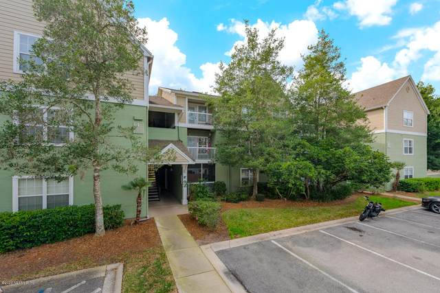 7701 Timberlin Park Blvd #121, Jacksonville, FL 32256 (MLS #1037865) :: The DJ & Lindsey Team