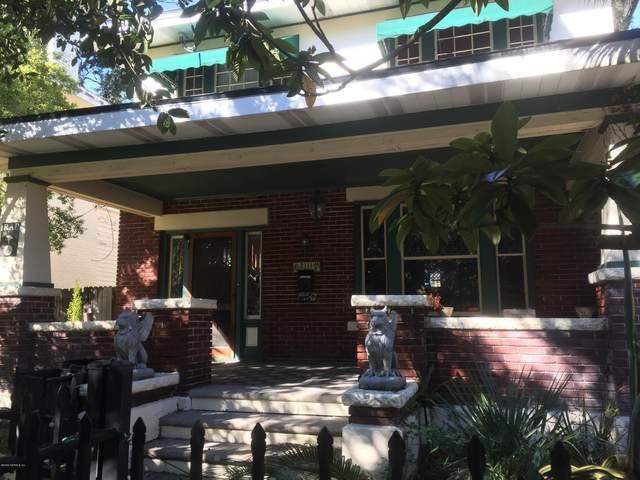 2111 Post St, Jacksonville, FL 32204 (MLS #1037916) :: EXIT Real Estate Gallery