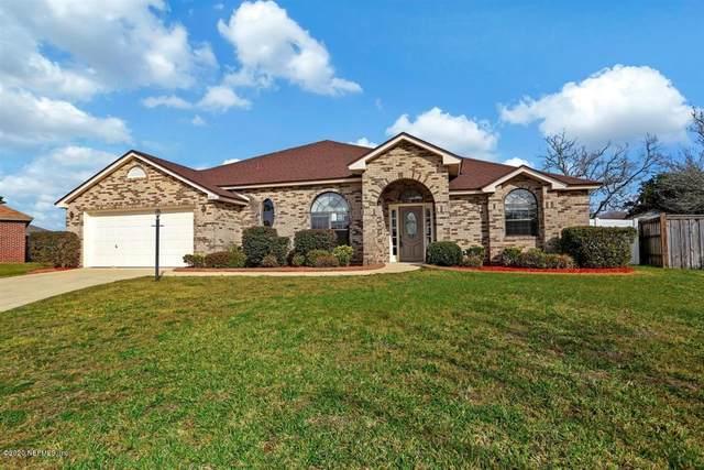 3852 Sweetbriar Dr, Orange Park, FL 32073 (MLS #1037945) :: Memory Hopkins Real Estate