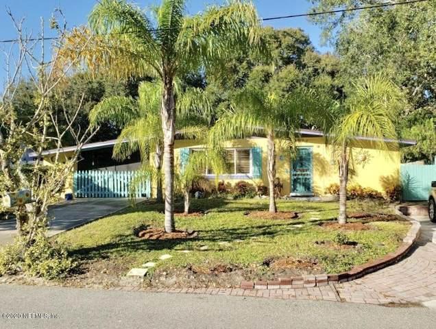 504 C St, St Augustine, FL 32080 (MLS #1038024) :: Noah Bailey Group