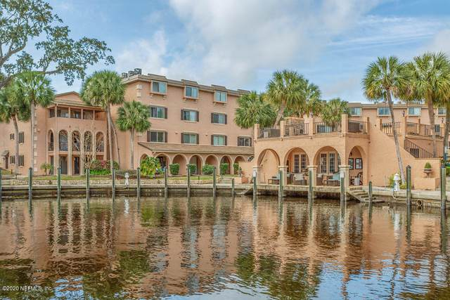 5375 Ortega Farms Blvd #812, Jacksonville, FL 32210 (MLS #1038118) :: The Hanley Home Team