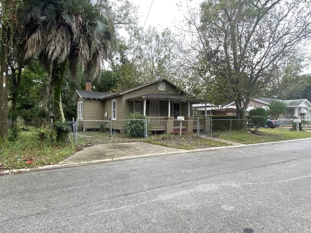 2260 17TH St, Jacksonville, FL 32209 (MLS #1038128) :: Noah Bailey Group