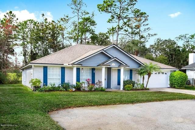 3560 Sanctuary Blvd, Jacksonville Beach, FL 32250 (MLS #1038183) :: Memory Hopkins Real Estate
