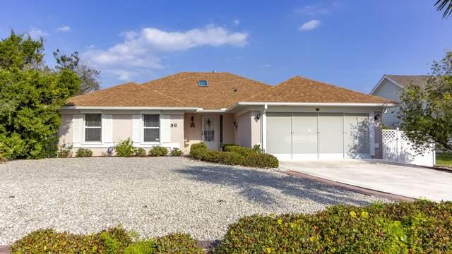 96 Aloha Cir, St Augustine, FL 32080 (MLS #1038191) :: The Hanley Home Team