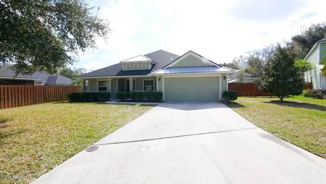 281 Roaring Brook Dr, St Augustine, FL 32084 (MLS #1038225) :: The Hanley Home Team