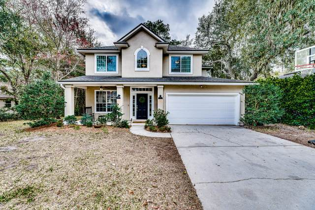 87142 Branch Creek Dr, Yulee, FL 32097 (MLS #1038291) :: Memory Hopkins Real Estate