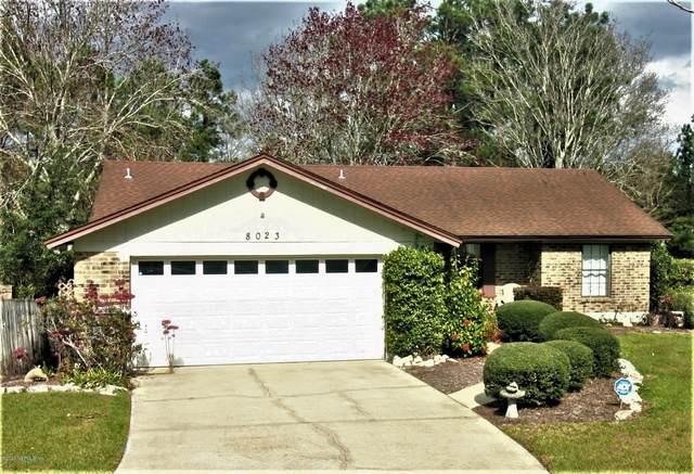 8023 Corky Ct E, Jacksonville, FL 32244 (MLS #1038298) :: Noah Bailey Group