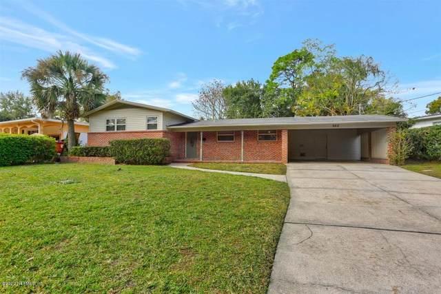 922 Brookmont Ave E, Jacksonville, FL 32211 (MLS #1038315) :: Berkshire Hathaway HomeServices Chaplin Williams Realty