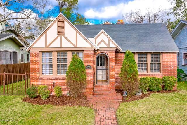 2813 Lydia St, Jacksonville, FL 32205 (MLS #1038340) :: EXIT Real Estate Gallery