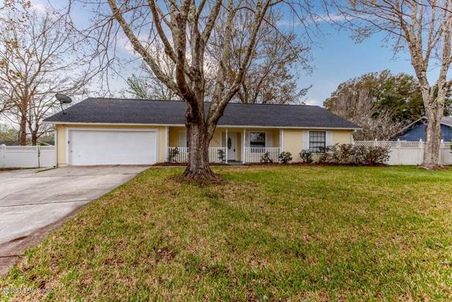 2145 Minorcan St, Middleburg, FL 32068 (MLS #1038481) :: The DJ & Lindsey Team