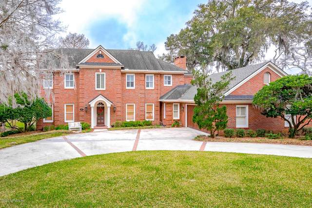 906 Greenridge Rd, Jacksonville, FL 32207 (MLS #1038498) :: Memory Hopkins Real Estate