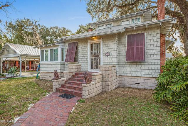 30 Martin Luther King Ave, St Augustine, FL 32084 (MLS #1038508) :: The Hanley Home Team