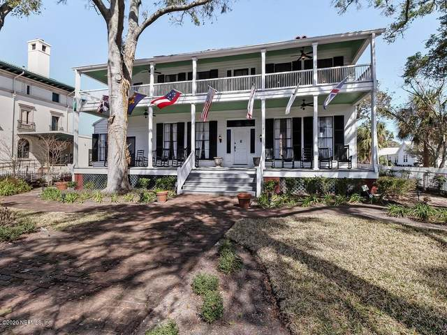 415 Centre St, Fernandina Beach, FL 32034 (MLS #1038535) :: The Hanley Home Team
