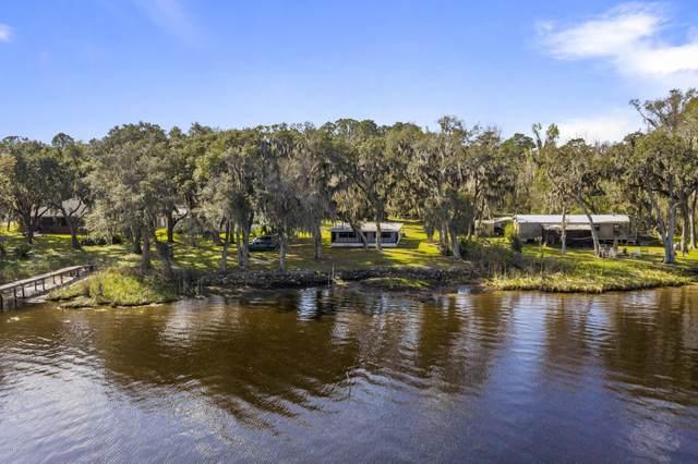 402 Cedar Creek Rd, Palatka, FL 32177 (MLS #1038599) :: Ponte Vedra Club Realty