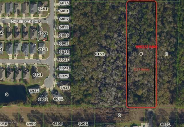 0 Charmayn Rd, Jacksonville, FL 32244 (MLS #1038617) :: Ponte Vedra Club Realty