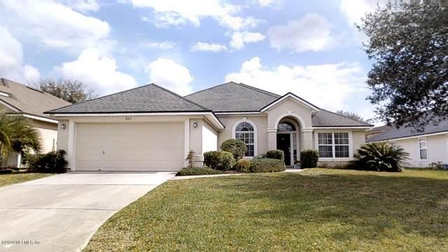 521 Wakemont Dr, Orange Park, FL 32065 (MLS #1038649) :: The DJ & Lindsey Team
