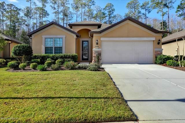 346 Mangrove Thicket Blvd, Ponte Vedra, FL 32081 (MLS #1038659) :: Sieva Realty