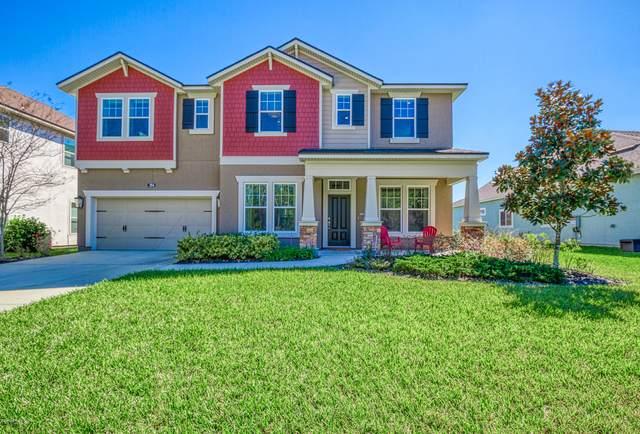 354 Greenleaf Lakes Ave, Ponte Vedra, FL 32081 (MLS #1038673) :: The Hanley Home Team
