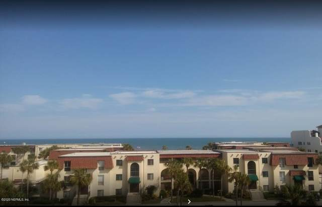 2303 Costa Verde Blvd #301, Jacksonville Beach, FL 32250 (MLS #1038703) :: The Hanley Home Team