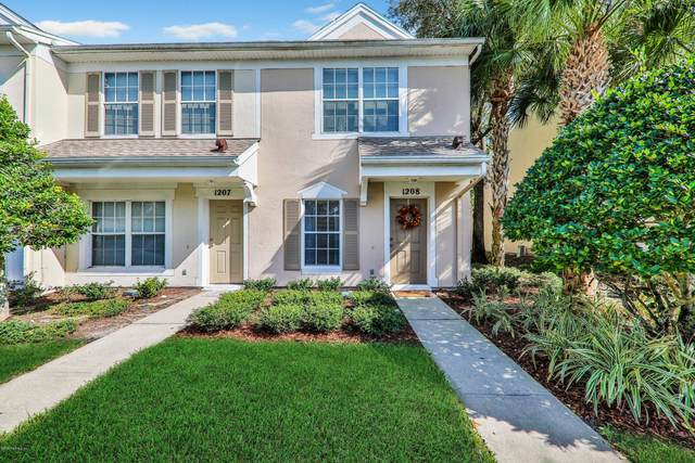 8230 Dames Point Crossing Blvd #1208, Jacksonville, FL 32277 (MLS #1038713) :: Ponte Vedra Club Realty