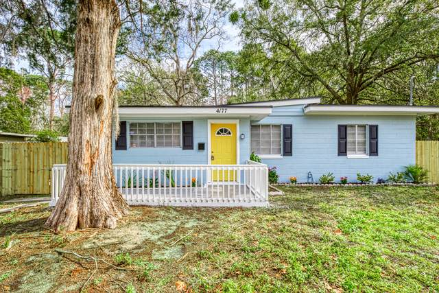 4177 Ruby Dr E, Jacksonville, FL 32246 (MLS #1038757) :: The Volen Group | Keller Williams Realty, Atlantic Partners