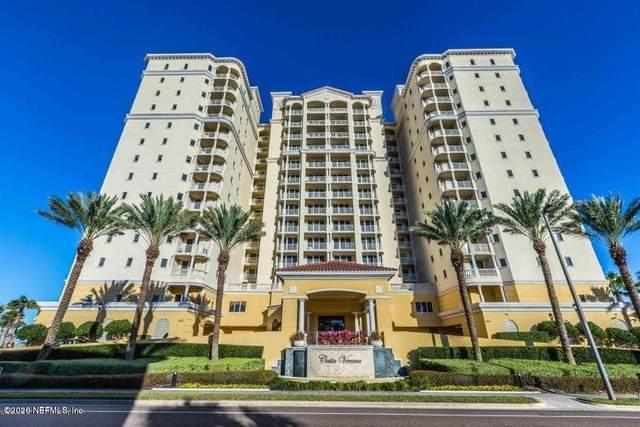 1031 1ST St #807, Jacksonville Beach, FL 32250 (MLS #1038764) :: The Hanley Home Team