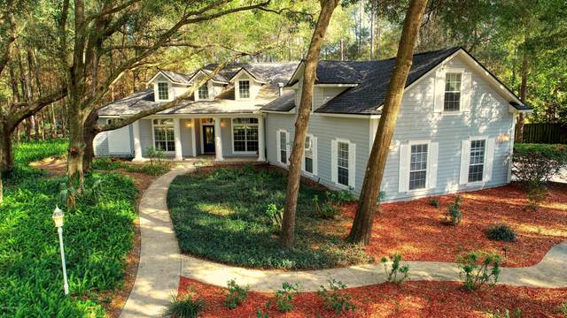 1909 SW 106TH Ter, Gainesville, FL 32607 (MLS #1038782) :: The DJ & Lindsey Team
