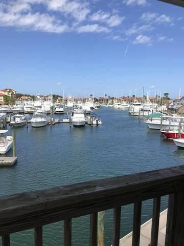 201 Yacht Club Dr #20, St Augustine, FL 32084 (MLS #1038785) :: The Every Corner Team | RE/MAX Watermarke