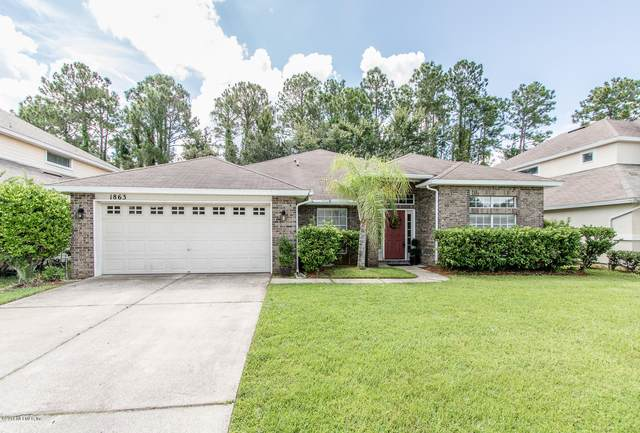 1863 Chatham Village Dr, Fleming Island, FL 32003 (MLS #1038832) :: Memory Hopkins Real Estate
