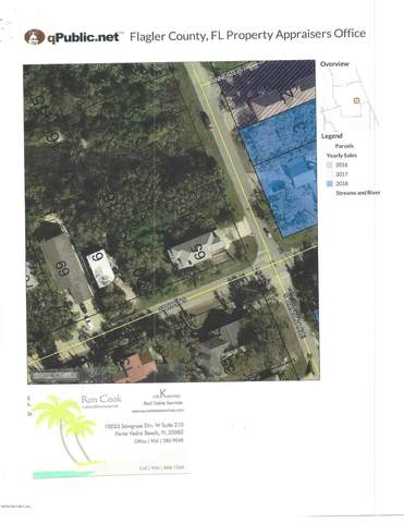 LOT 18 S. Daytona Ave, Flagler Beach, FL 32136 (MLS #1038855) :: The Every Corner Team