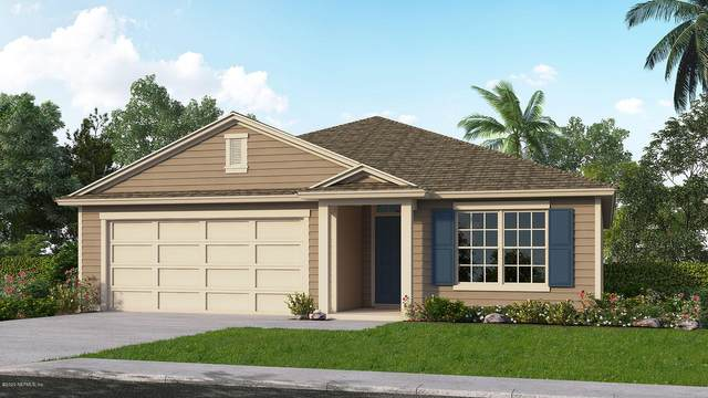 2923 Fisher Oak Pl, GREEN COVE SPRINGS, FL 32043 (MLS #1038912) :: The Hanley Home Team