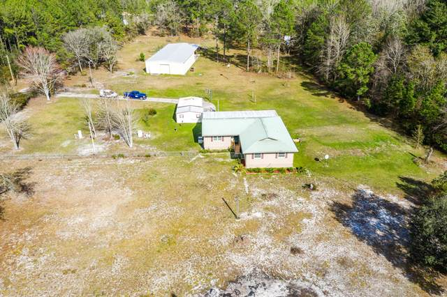 5741 Jones Creek Rd, Keystone Heights, FL 32656 (MLS #1038923) :: The Hanley Home Team