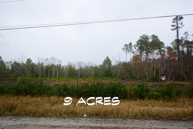 9 ACRES Clements Rd, Fernandina Beach, FL 32034 (MLS #1039005) :: Summit Realty Partners, LLC